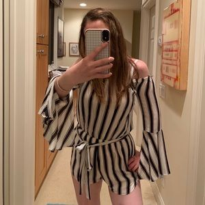 NWT Urban Outfitters Silence and Noise romper
